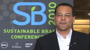 John Viera, director global de la Sostenibilidad y de Asuntos Ambientales de Vehículos de Ford.