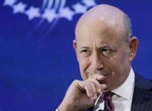 Lloyd Blankfein, CEO del banco de inversión Goldman Sachs.