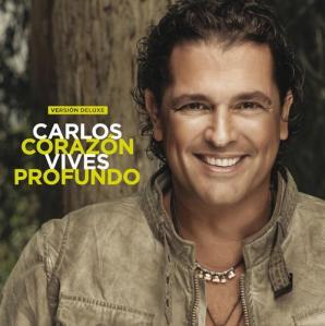 CARLOS VIVES CORAZON PROFUNDO DEBUTA #1 EN BILLBOARD
