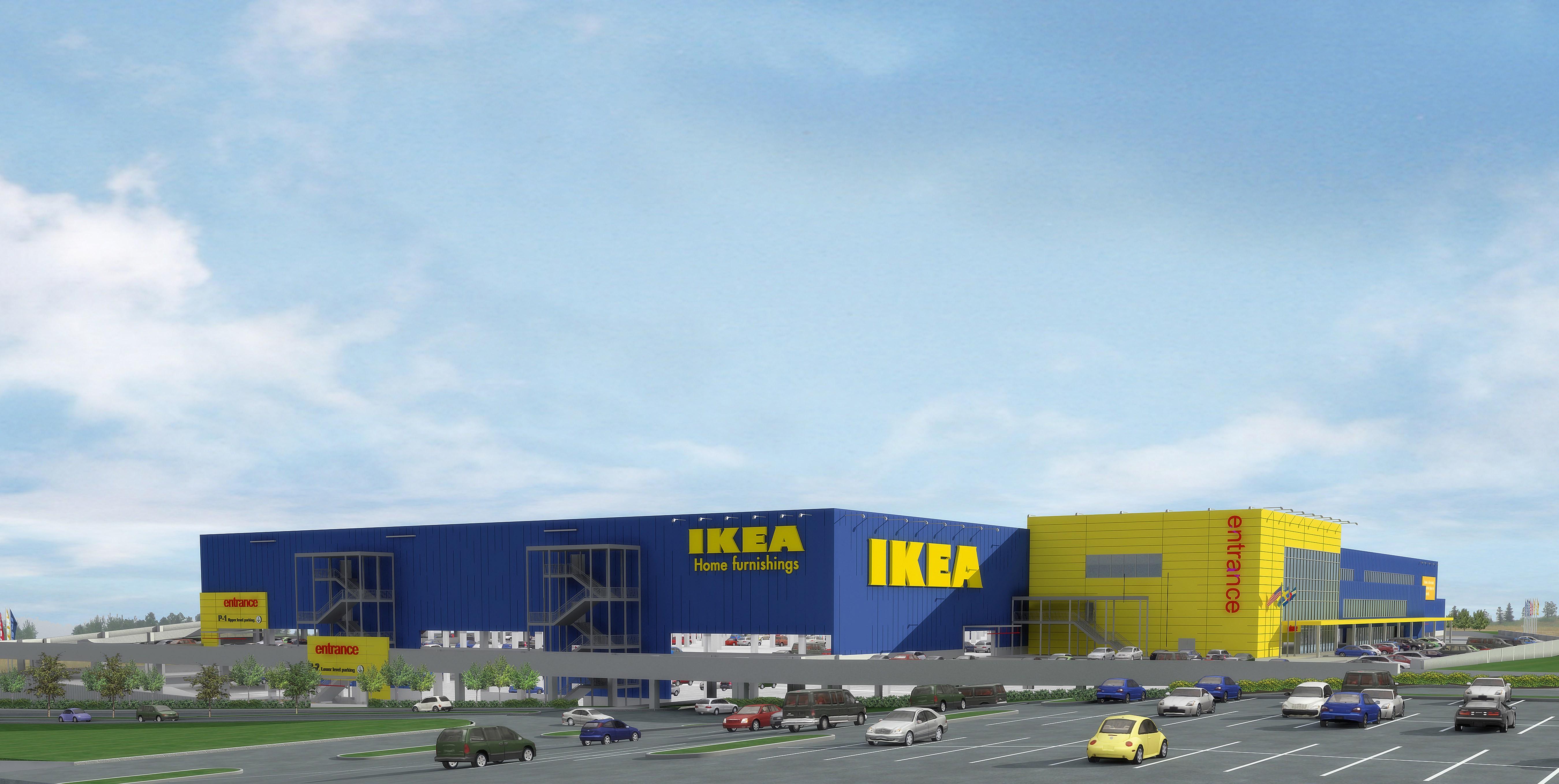 ikea abrir en el verano del 2014 su cuarta tienda en la