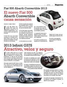 Fiat 500 Abarth convertible