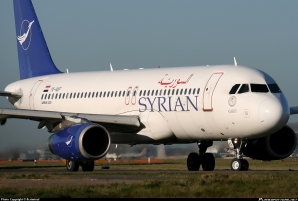 Syrian-Arab-Airlines-Airbus-A320-200_PlanespottersNet_164358