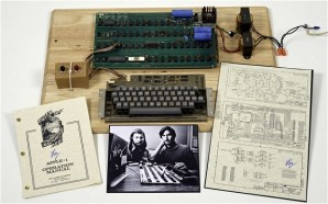 """Desde el próximo 24 de junio al 9 de julio, Christie's subastará la computadora y otros productos tecnológicos """"vintage""""."""
