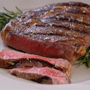 Argentines ate about 129 pounds of beef a person last year, far surpassing Americans, who mustered a mere 57.5 pounds by comparison.