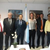 Galicia busca inversiones en Estados Unidos
