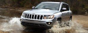 El Jeep Compass lideró el aumento en ventas de la marca Jeep.