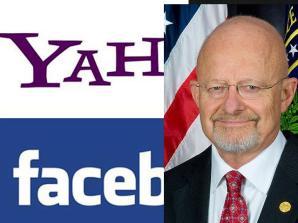 El Director Nacional de Inteligencia de EEUU, James Clapper, defendió la práctica de vigilar archivos telefónicos de empresas cibernéticas para resguardar la seguridad nacional.