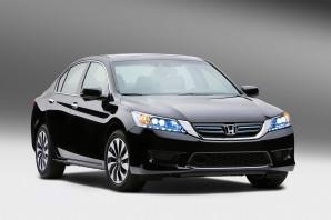 El Accord Hybrid 2014 utilizará la nueva transmisión híbrida de doble motor de Honda.