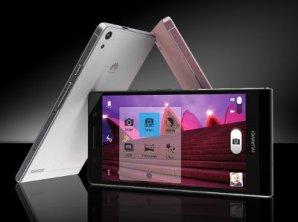 El Ascend P6 pesa 120 gramos y tiene una pantalla táctil de 119.5 milímetros.