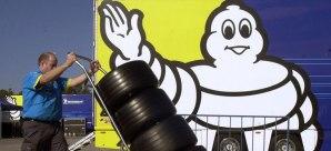 Trabajadores de Michelin protestan por cierre de plantas en Colombia