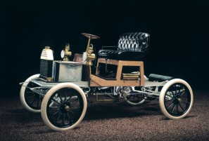 The first production Buick was also the shortest. The 1904 Model B rode on a wheelbase of 83 inches, more than 17 inches less than a 2013 Buick Encore.