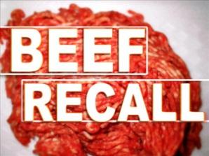 National Beef también había retirado otras 22,737 libras de carne molida cruda, el 18 de junio, también debido a la posible contaminación con E. coli O157: H7.