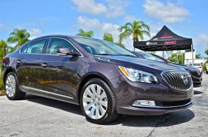 El nuevo Buick LaCrosse 2014 representa una evolución del clásico sedan tanto en diseño, innovación y tecnología.