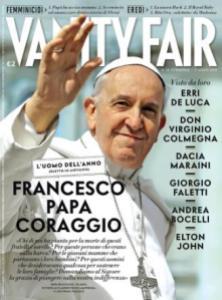 """Lo han seleccionado por sus gestos, palabras y acciones en sus primeros cien días de pontificado, """"que le colocan entre los líderes que hacen historia""""."""