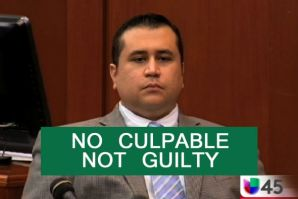 The jury in the George Zimmerman murder trial has found Zimmerman not guilty in the death of Trayvon Martin.