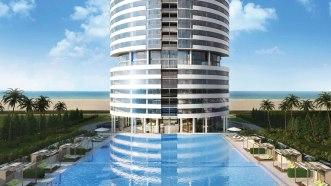El proyecto Trump Tower Punta del Este comenzara a construirse a finales del 2013.