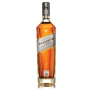 Platinum Label es la mezcla más perfecta de whisky escocés de 18 años que John Walker & Sons ha creado y estará disponible en los Estados Unidos este mes de agosto.