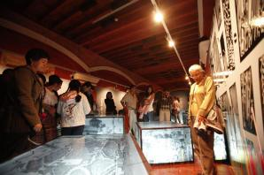 101610 Antigua Guatemala Espana gallery exhibition