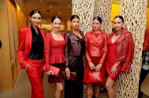 The event also served as the semi-annual Neiman Marcus Trend Event, where the latest collections and must-have items for fall 2013 were showcased.