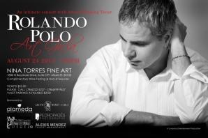 Rolando Polo Concert Art Gala