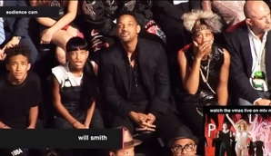Jaden, Willow y Will Smith quedaron asombrados ante la atrevida Miley Cyrus