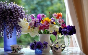 arreglos-florales-beautiful spring still-life-1920x1200