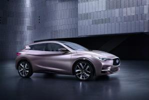 La planta de Aguascalientes de 2 mil millones de dólares, que abrirá a fines de este año junto a una unidad de ensamblaje de Nissan, armará el nuevo Infiniti Q30.