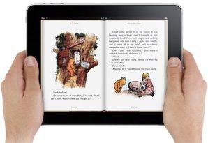 ipad-book-reading