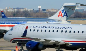 US Airways and American Airlines