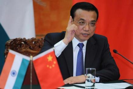 #14 El primer ministro de China, Li Keqiang. EFE/ Peng Sun / POOL