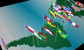 Executives of the region expect their country's trade to grow mainly with other countries of the Latin American region.