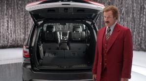 "Ron Burgundy"" anchors new 2014 Dodge Durango advertising campa"