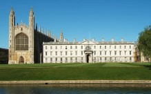 2. University of Cambridge World ranking: 7 World ranking 2012/13: 7