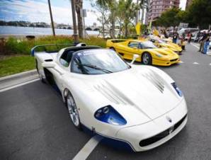 Eight Days of Parties, Fashion, Art, Automobiles, Racing, Music, Yachts and Tropical Sunshine in the Premier Open Air Car Show