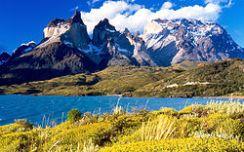 Parque nacional Torres del Paine, el lugar más visitado de la Patagonia chilena.