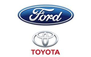 ford-toyota-logos