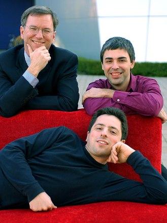 Sergey Brin/Larry Page