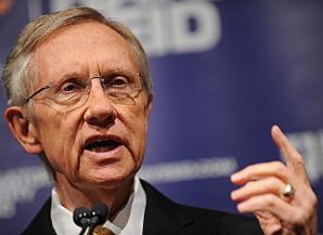 El acuerdo fue forjado con el impulso del líder de la mayoría demócrata en el Senado Harry Reid (foto), y el líder de la bancada republicana, Mitch McConnell.