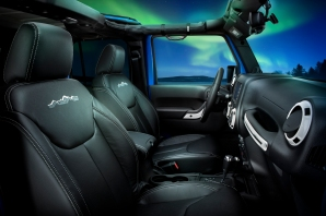 Jeep Wrangler Polar special-edition model debuts at the 2013 Fra