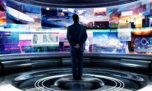 Man monitors