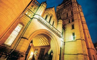 University of Manchester World ranking: 58 World ranking 2012/13: 49