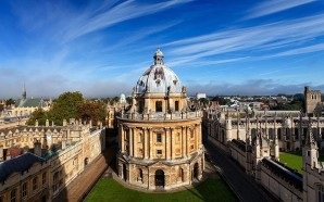 University of Oxford World ranking: =2 World ranking 2012/13: 2