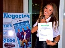 Uno de los sorteos fue para una estadía para dos personas en el complejo Arena Dorada Hotel de Playa Bonita, en República Dominicana. La ganadora de este sorteo fue Cely Muñoz, quien orgullosa se llevó el premio.
