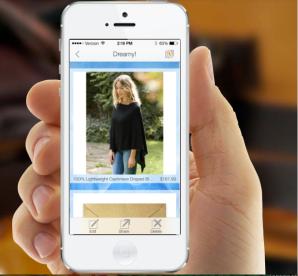MonkeyWish lanzó una aplicación móvil