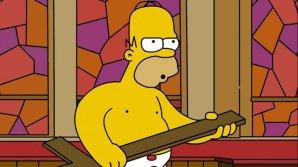 """Piden a """"Los Simpson"""" menos desnudos y más respeto a Dios."""