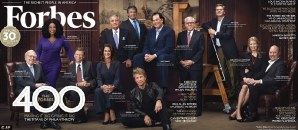 Forbes, Cover