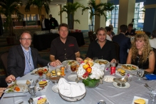 Almuerzo de prensa del Miami International Auto Show