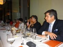 Eduardo Hapke, director de Negocios Magazine.