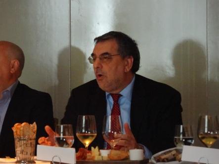 Embajador argentino Miguel Talento.