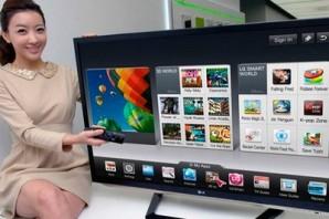 LG espía a través de televisores inteligentes.